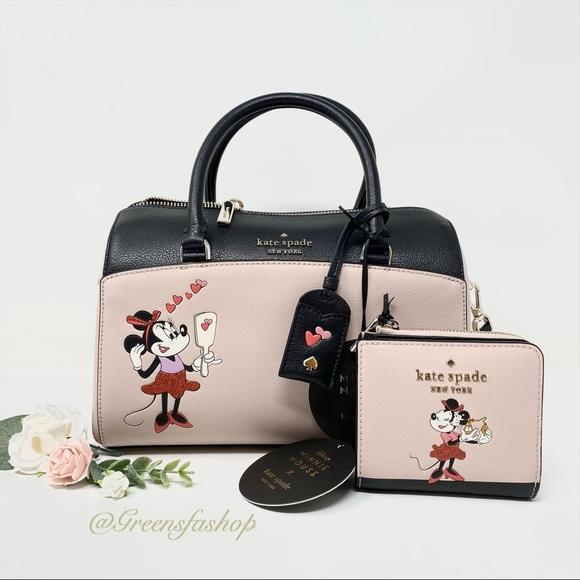 New Kate Spade purse & wallet Disney bundle